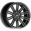 1000 Miglia MM1005 7,5 x 17 5*114,3 Et: 40 Dia: 67,1 Matt Anthracite
