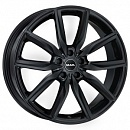 MAK Allianz  8,5 x 19 5*120 Et: 38 Dia: 72,6 Gloss Black