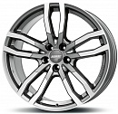 ALUTEC DriveX 9 x 20 5*108 Et: 45 Dia: 63,4 Metal Grey Front Polished