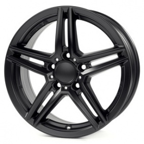 ALUTEC M10 7 x 16 5*112 Et: 38 Dia: 66,5 Racing Black