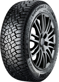 Continental ContiIceContact 2 235/55 R18 104T